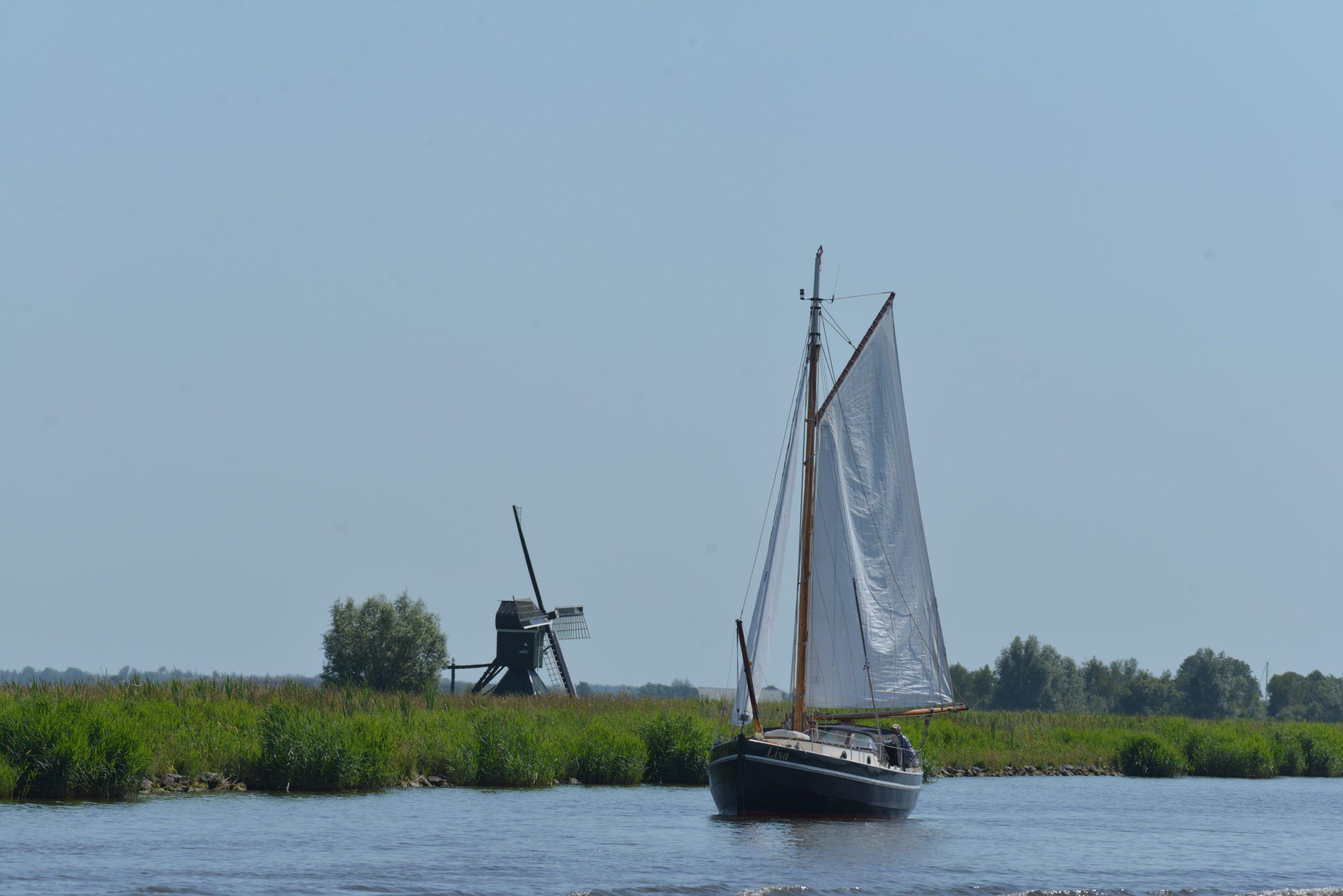 Read more about the article Auf der Staande Mastroute nach Amsterdam