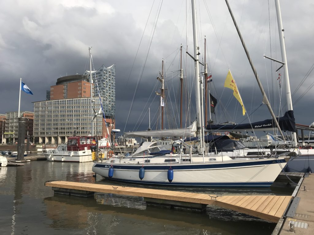 Miss Sophie im City Stadthafen