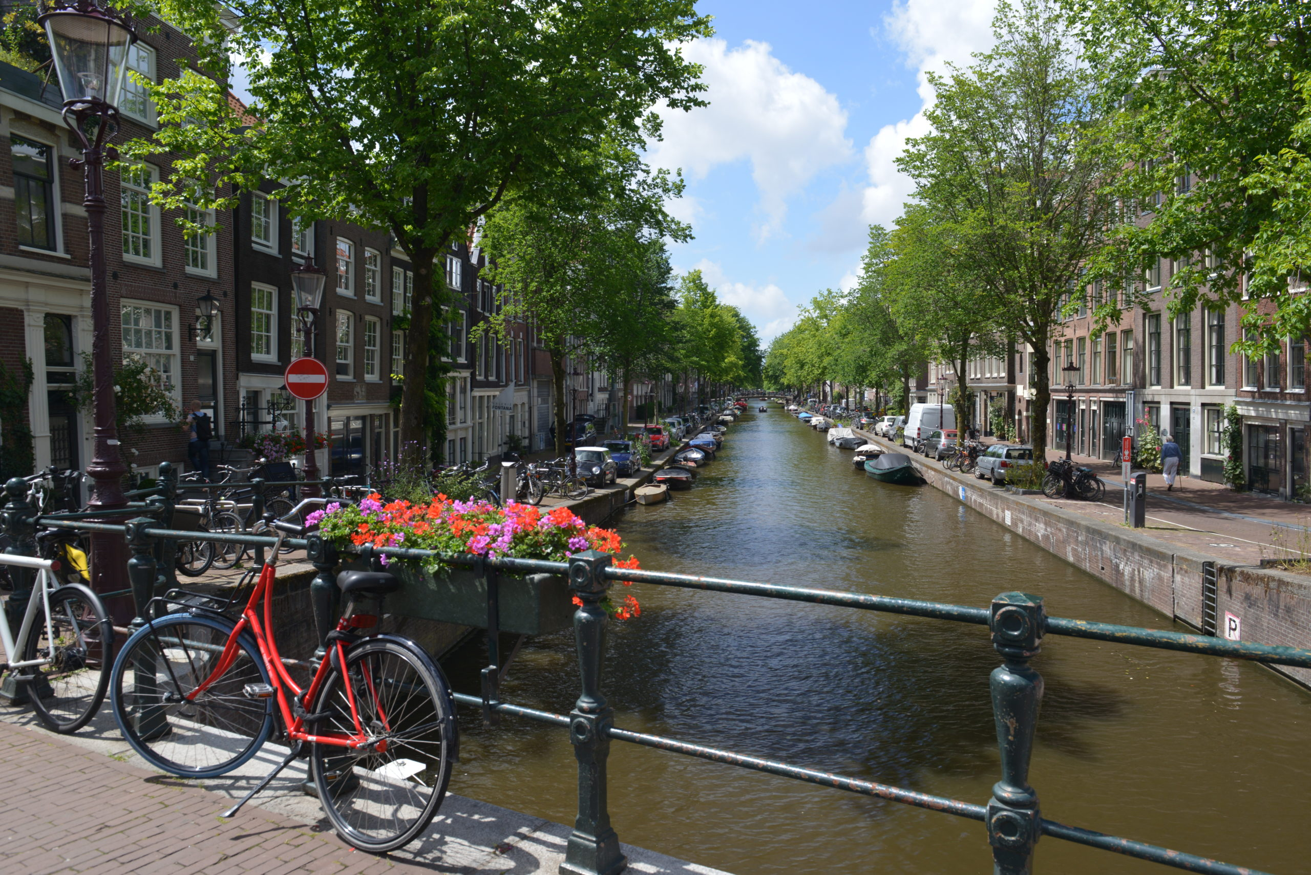 Read more about the article Zu Besuch in Amsterdam